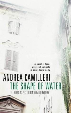 9780330492898: The Shape of Water (Inspector Montalbano mysteries)