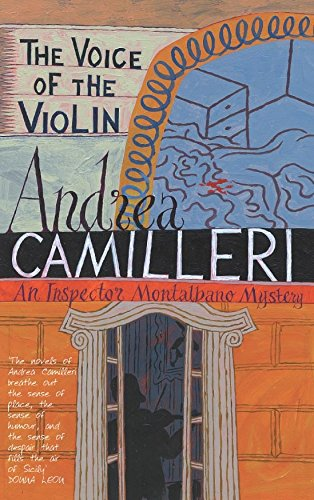 9780330492980: The Voice of the Violin (Montalbano 4)