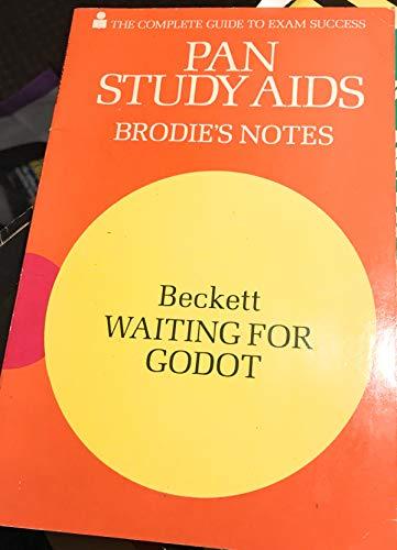 9780330500722: Brodie's Notes on Samuel Beckett's
