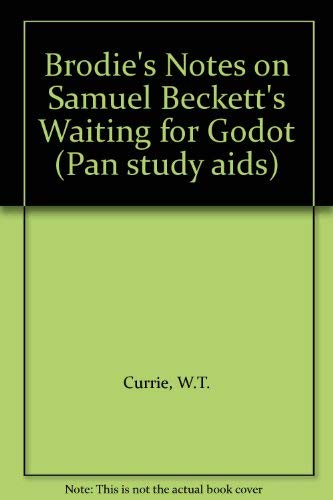 9780330500722: Brodie's Notes on Samuel Beckett's