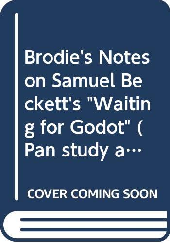 9780330502191: Brodie's Notes on Samuel Beckett's