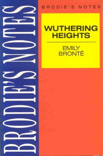 """an analysis of an extract from emily brontes wuthering heights Approaches to teaching emily brontës  """"wuthering heights is a major literary text taught in a wide variety of courses, from freshman writing courses to graduate ."""