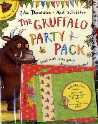 9780330504010: The Gruffalo Party Pack