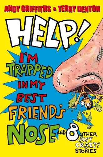 9780330504102: Help! I'm Trapped in My Best Friend's Nose