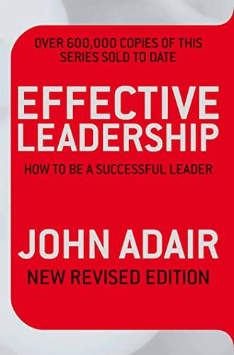 9780330504195: Effective Leadership