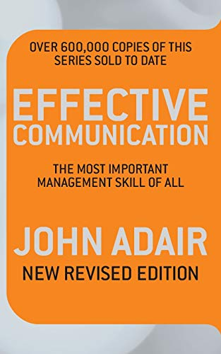 9780330504263: Effective Communication (Revised Edition): The most important management skill of all