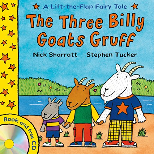 9780330506205: Lift-the-Flap Fairy Tales: The Three Billy Goats Gruff (with CD)
