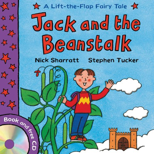 9780330506229: Lift-the-Flap Fairy Tales: Jack and the Beanstalk (with CD)