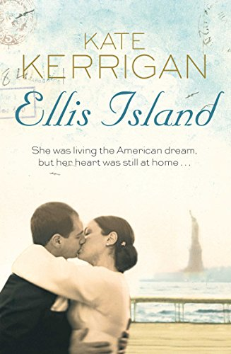 ELLIS ISLAND: KATE KERRIGAN