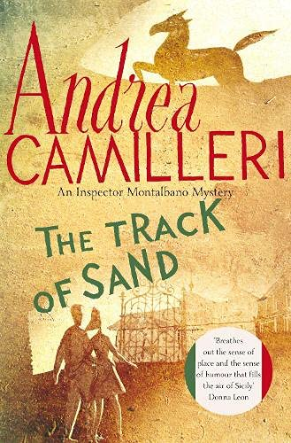 9780330507677: The Track of Sand (Inspector Montalbano Mysteries)