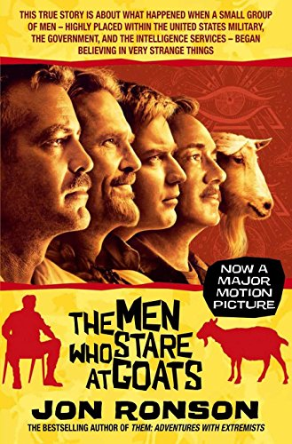 9780330507707: The Men Who Stare at Goats