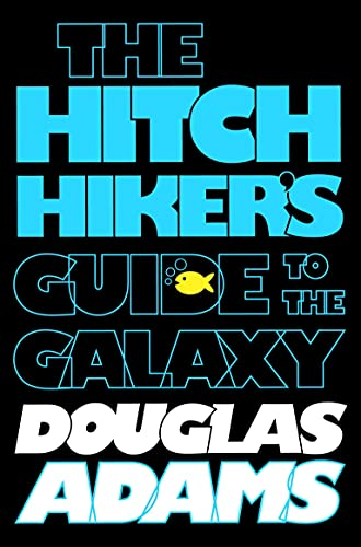 9780330508117: The Hitchhiker's Guide to the Galaxy