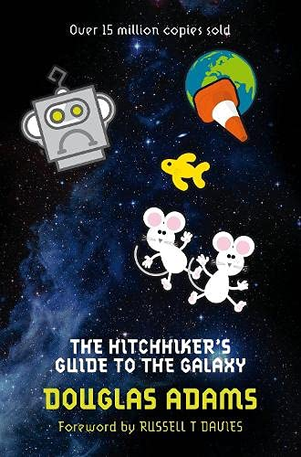 9780330508537: The Hitchhiker's Guide to the Galaxy