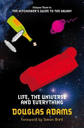 9780330508575: Life, the Universe and Everything: Volume Three in the Trilogy of Five. Douglas Adams