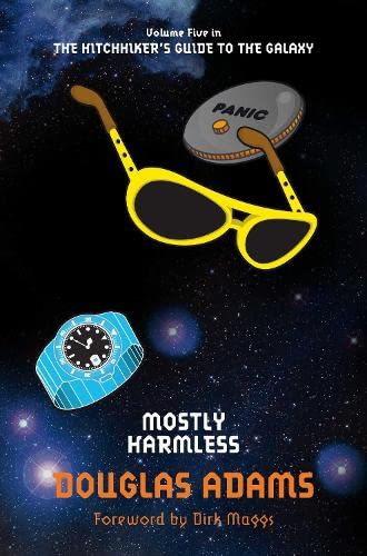 9780330508582: Mostly Harmless: 5 (The Hitchhiker's Guide to the Galaxy)
