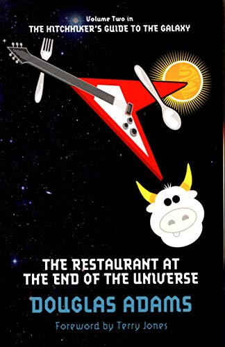 9780330508599: The Restaurant at the End of the Universe: 2/5 (The Hitchhiker's Guide to the Galaxy)