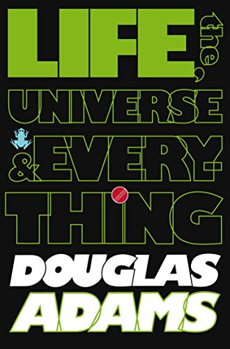 9780330508827: The Hitchhiker's Guide to the Galaxy: Life, the Universe and Everything