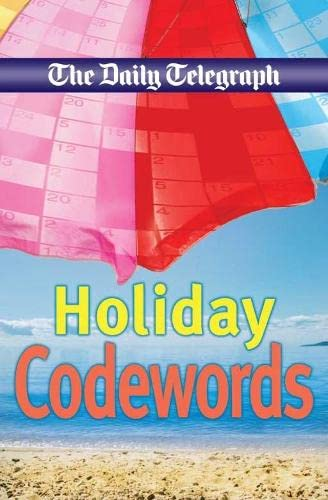 9780330509671: Daily Telegraph Holiday Codewords