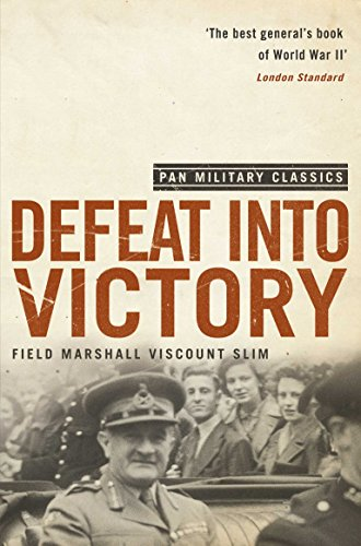 9780330509978: Defeat Into Victory: (Pan Military Classics Series)