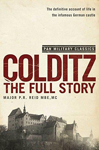 9780330509992: Colditz