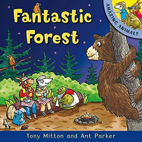 9780330510097: Amazing Animals: Fantastic Forest
