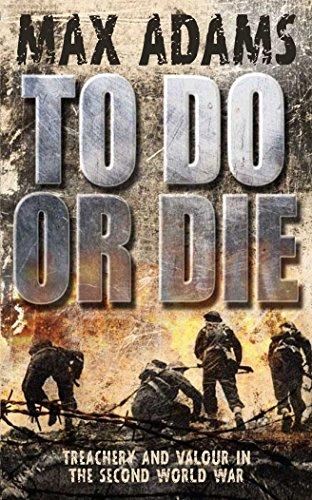 9780330510332: To Do or Die (Eddie Dawson)