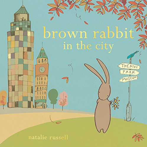 9780330511070: Brown Rabbit in the City