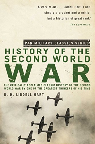 9780330511711: The History of the Second World War. by B.H. Liddell Hart