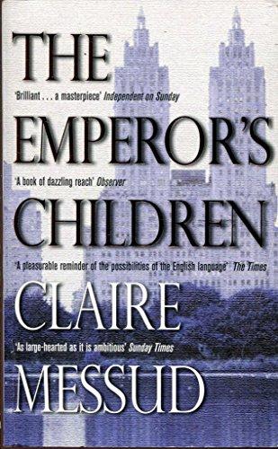 9780330512169: The Emperor's Children