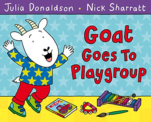 9780330512282: Goat Goes to Playgroup