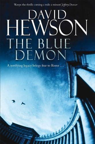 9780330512510: The Blue Demon (Nic Costa)