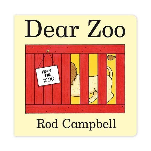 9780330512787: Dear Zoo