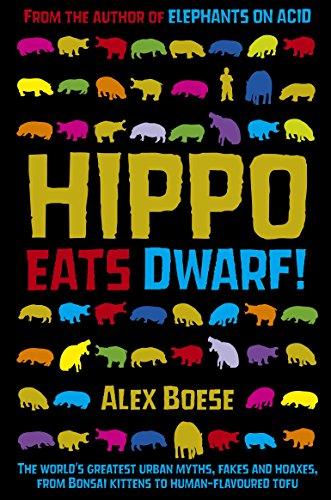 9780330512916: Hippo Eats Dwarf