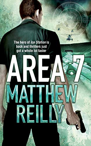9780330513418: Area 7 (The Scarecrow Series)