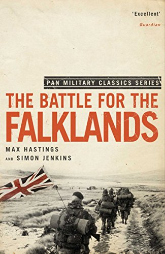 9780330513630: The Battle for the Falklands (Pan Military Classics)