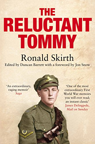 9780330513746: The Reluctant Tommy: An Extraordinary Memoir of the First World War