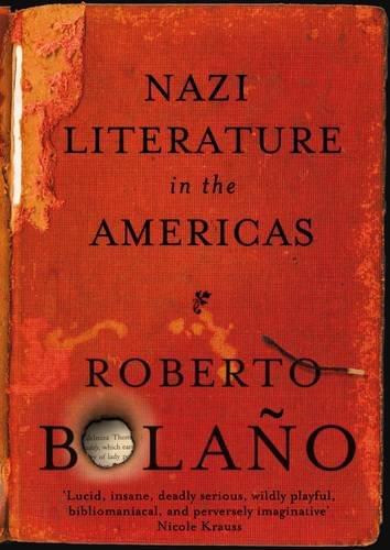 9780330513883: Nazi Literature in the Americas