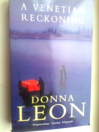 9780330516600: A Venetian Reckoning