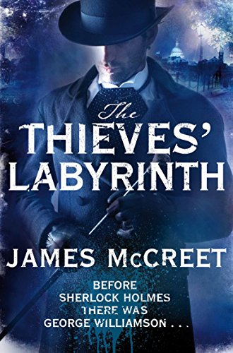 The Thieves' Labyrinth: James McCreet