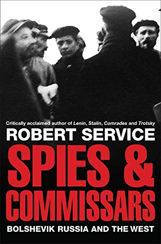 9780330517287: Spies and Commissars