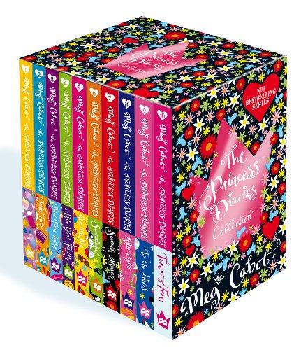9780330517393: Princess Diaries 10-copy Boxed Set