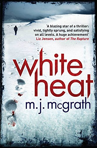 9780330517751: White Heat (The Edie Kiglatuk Arctic Crime Series)
