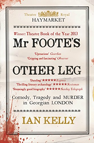 9780330517843: Mr Foote's Other Leg