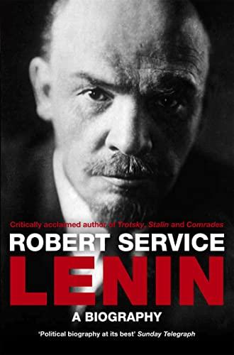 9780330518383: Lenin: A Biography