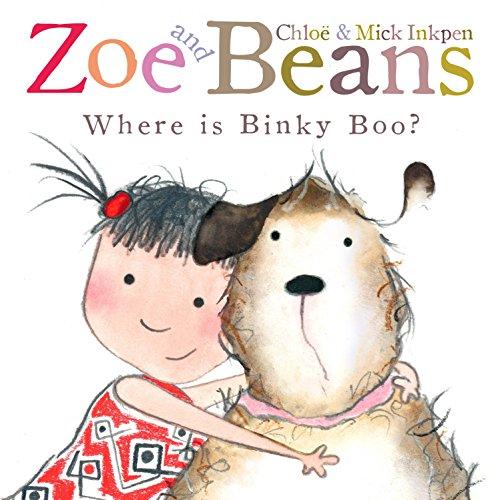 9780330518390: Zoe and Beans: Where is Binky Boo?