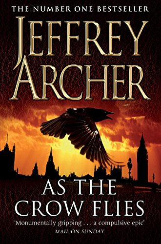 9780330518697: As the Crow Flies