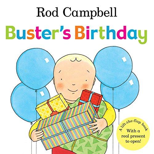 9780330518741: Buster's Birthday
