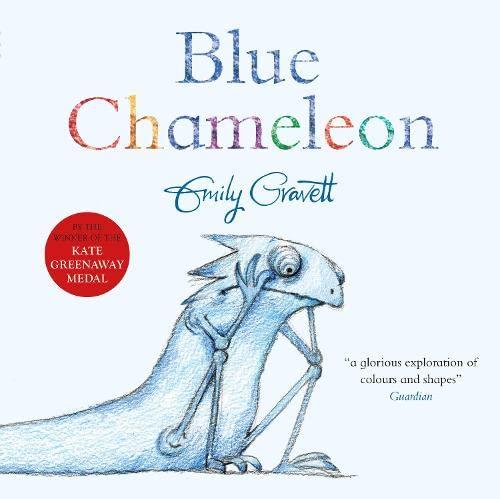 9780330518758: Blue Chameleon