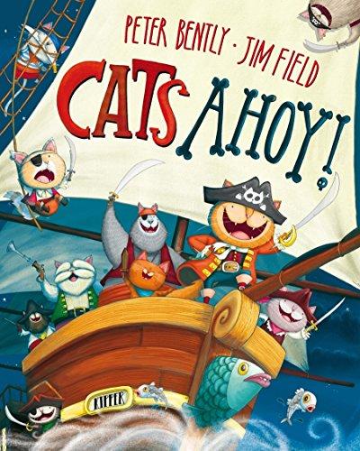 9780330518802: Animal Magic x 10 - Lifetime: Cats Ahoy!: 2