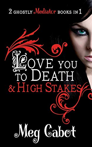 9780330519502: The Mediator: Love You to Death and High Stakes (Mediator Bind Up)